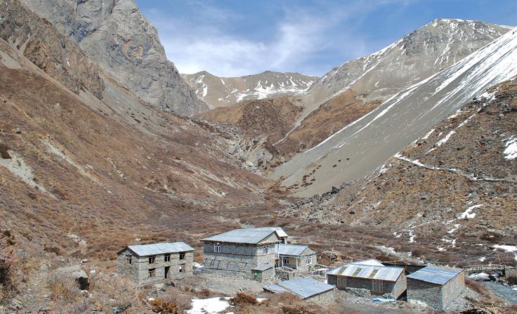 Tillicho Base Camp